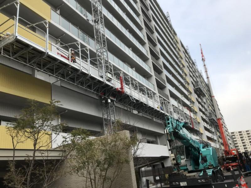 鎌倉グランマークス スカンクライマーツイン組立の施工事例更新しました