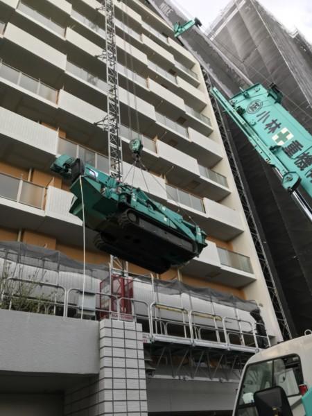 鎌倉グランマークス  三工区移設 施工事例更新しました